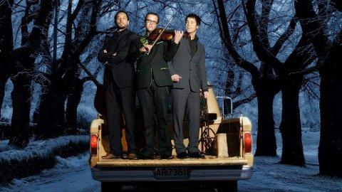 Ola Kvernberg Trio.