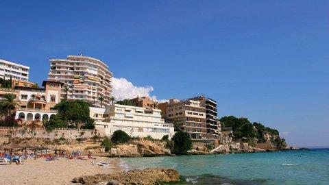 STJERNESPEKKET: Palma på Mallorca er svært populært blant kjendiser. Her ferierer blant annet Catherine Zeta Jones og Michael Douglas og selvsagt den spanske kongefamilien.