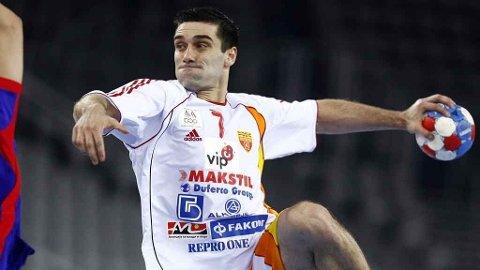 Kiril Lazarov Makedonia. Toppscorer i VM 2009.