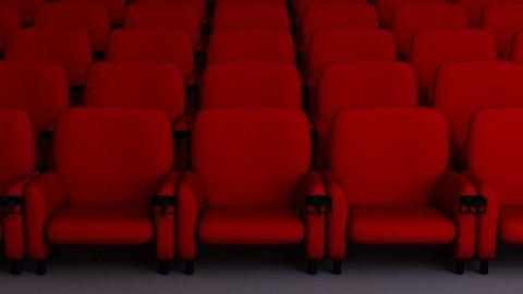 POPULÆRT: For mange elever er en skoledag i kinosalen toppen av lykke.