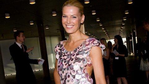 STOLT OG GLAD: Vibeke Klemetsen var en stund helt økonomisk avhengig av sin eksmann, men nå står hun på egne ben.