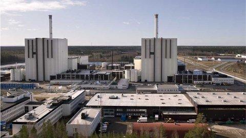 FORSMARK, SVERIGE 20080228: AEA har avsluttet sin granskning av det svenske kjernekraftverket Forsmark etter hendelse sommeren 2006 da feil i en ekstern krets førte til en kortslutning som slo ut en del av reservepumpene ved kraftverket. Foto: Anders Wiklund / SCANPIX