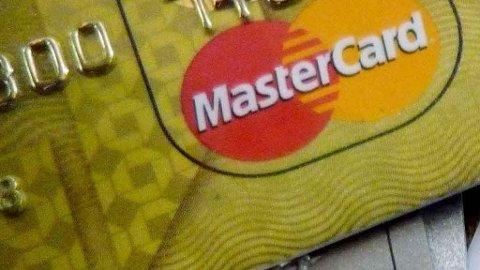 Kredittkort Eurocard Mastercard
