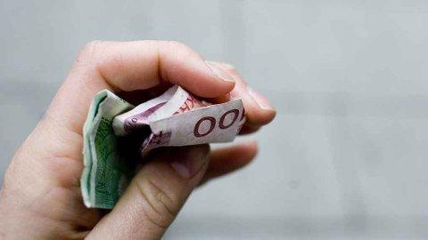 Penger kroner norske kroner valuta