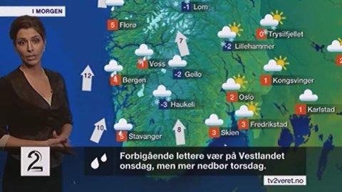 TV 2 Været