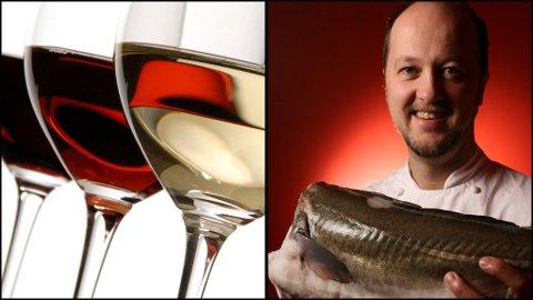 PROFF KOKK: Trond Moi er en av Norges beste kokker og medgründer av Bølgen & Moi.