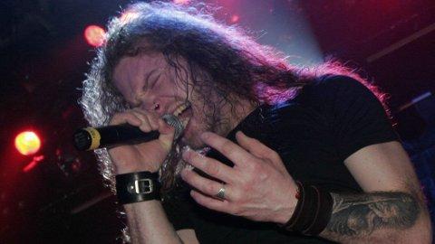 GENFEIL: Pål «Athera» Mathisen, vokalist i metalbandet Susperia, hjerteopereres i dag etter at legene oppdaget en genfeil som krever trippel bypassoperasjon.