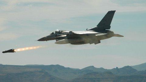 PIMP MY JAGERFLY: Det amerikanske forsvaret skal pynte flyene sine med diamantvinduer.