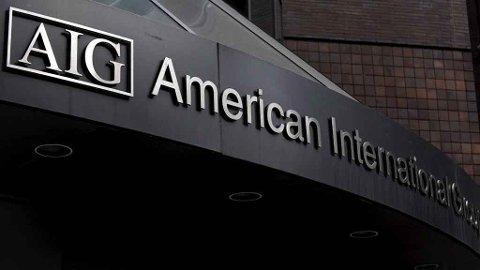American International Group Inc AIG