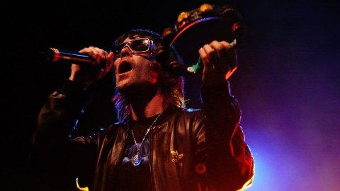 MONKEY MAN: Det er ikke vanskelig å se hvor Liam Gallagher har plukket opp imagetips...