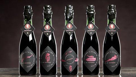 VERDENS DYRESTE: Vintage 2 er det andre ølet i Carlsbergs Vintage-trilogi.