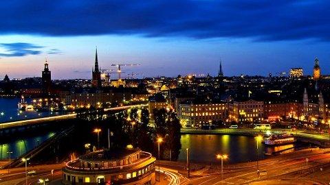 STOCKHOLM: I følge stockholmerne selv er det deres by som er Skandinavias hovedstad.