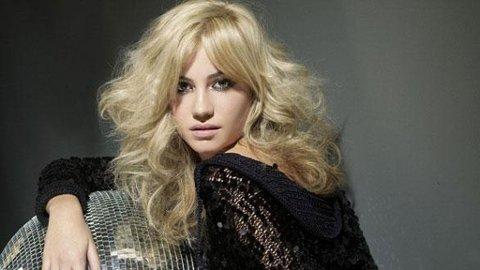 PUR UNG DIVA: 18 år gamle Pixie Lott fra Essex er et av 2009s aller største pophåp.