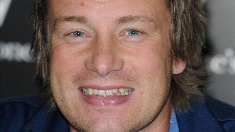 PAPPA IGJEN: Jamie Oliver har fått datter nummer tre.