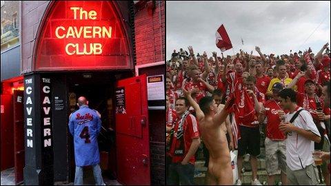 MANGFOLD: Liverpool er kanskje mest kjent for fotballaget og The Beatles, men har en rekke andre ting å by på også.