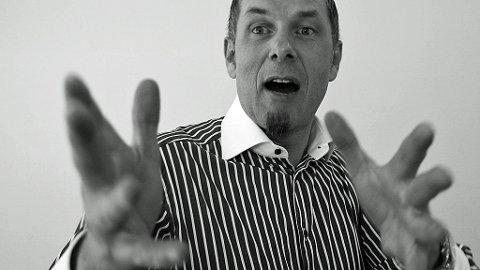 Haakon B. Schrøder