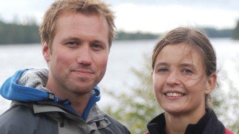 SLUTT: Guro Huseby og Svein Are Trollsås har gått hver til sitt.