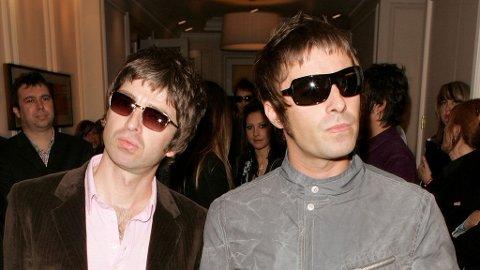 ENDEN PÅ VISA: Har Noel og Liam Gallagher kranglet for siste gang?