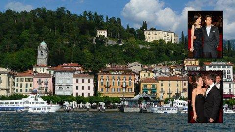 HØY STJERNEFAKTOR: Ferie ved idylliske Comosjøen nord i Italia er et av de hippeste reisemålene for de rike og berømte.