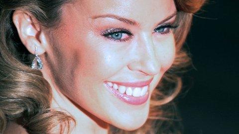 POP-IKON: Kylie Minogue er en av Australias mest velkjente musikere.