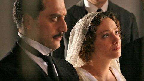 GIFT ELLER IKKE: Ida Dalser blir som regel omtalt som Benito Musselinis første kone, men det finnes ikke i dag noen papir på at de to var gift. I Marco Bellocchios film er de imidlertid det.
