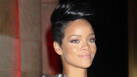 FILMDEBUT: Rihanna vil bli filmstjerne.