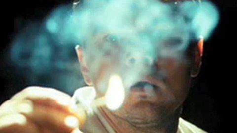 VAR DU SKRÆMT NO: Leonardo DiCaprio kjemper mot det ukjente i Martin Scorseses «Shutter Island».