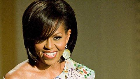 FØRSTEDAMEN: - På mindre enn 200 dager har Michelle Obama allerede blitt et moteikon, sier Vogues André Leon Talley.