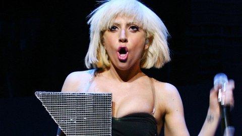 SJELLØS? Det mener i hvert fall Daniel Merriweather om Lady GaGa.