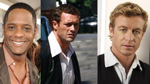 Blair Underwood, Jason O'Mara og Simon Baker er noen av sommerens kjekkaser på TV.