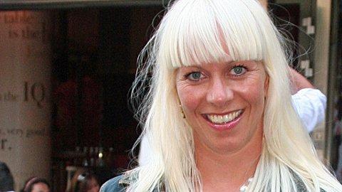 GLEDER SEG: Marian Aas Hansen gleder seg til Show Off-åpning på Chat Noir.