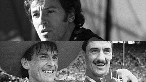 LIKE? Det er mange fellestrekk mellom Bruce Springsteen og Liverpool FC.