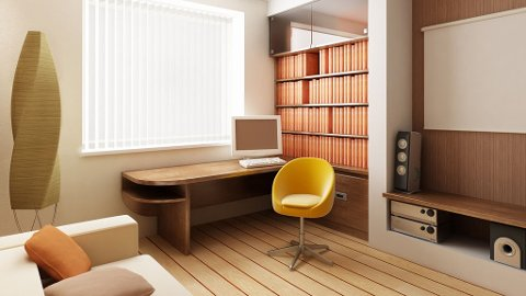 HARMONI: Et ryddig rom gir deg energi, sjelefred og øker produktiviteten og inspirasjonen. La alt ha en plass, og sørg for at ting er der det hører hjemme. Kvitt deg med nips og støvsamlere. Det trenger ikke å bli sterilt, du kan dekorere i varme farger som passer sammen.