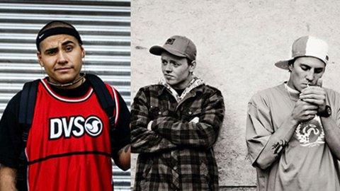 HIP HOP: Artister som el Axel og Jaa9 & Onkl P står på scenen under årets Summer Jam. I tillegg kommer amerikanske Lloyd Banks, bedre kjent som 50 Cents høyre hånd.