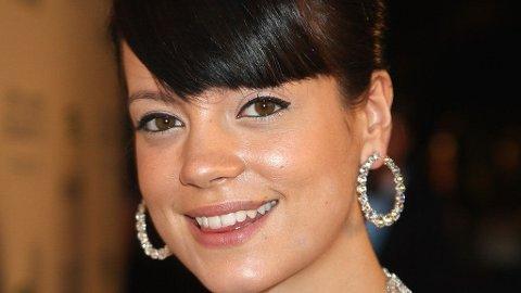 RUSFRI: Den tidligere partyjenta Lily Allen har angivelig lagt drogene på hylla og blitt voksen.