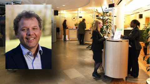 Pål Bergskaug SEB Privatbanken