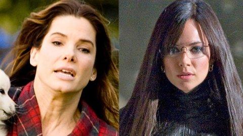 TAR STYRINGEN: Sandra Bullock og Sienna Miller forsøker å ta styringen på hvert sitt vis i ukas premierefilmer.