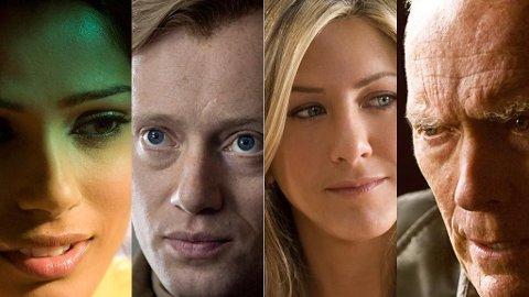 Frieda Pinto, Aksel Hennie, Jennifer Aniston og Clint Eastwood topper DVD-utsalget i Norge,