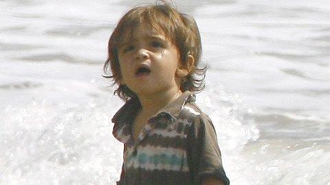 SKJØNNING: Levi Alves McConaughey heter denne lille kjekkasen.
