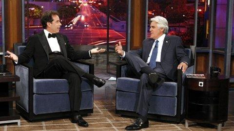 NBC, Jay Leno, Talkshow