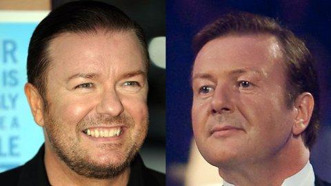 Har Charter-Svein endelig funnet sin hemmelige tvilling i Ricky Gervais?