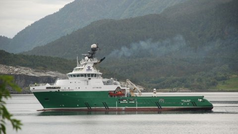 Havila Mars, supply, oljeservice, offshore