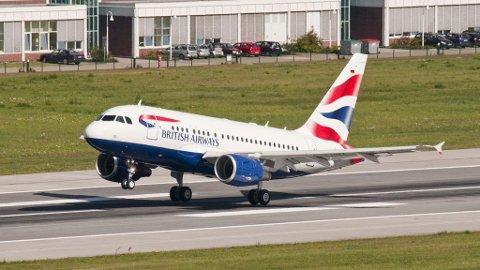 EGEN LUKSUSRUTE: Nå tar det helt av på pendlerflyet mellom London og New York.