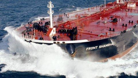 Frontline skip tank