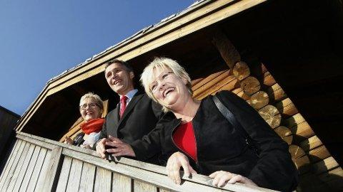 Kristin Halvorsen, Jens Stoltenberg, Liv Signe Navarsete