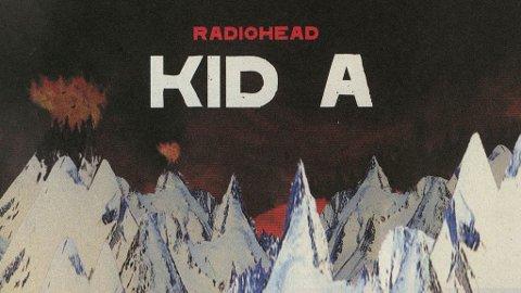 TIÅRETS BESTE? Pitchfork mener i hvert fall at Radioheads «Kid A» er 2000-tallets sterkeste skive.