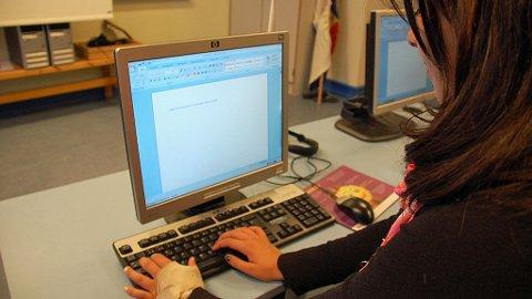nettvett data tastatur barn