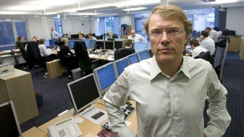 Peter Hermanrud, aksjestrateg i First Securities