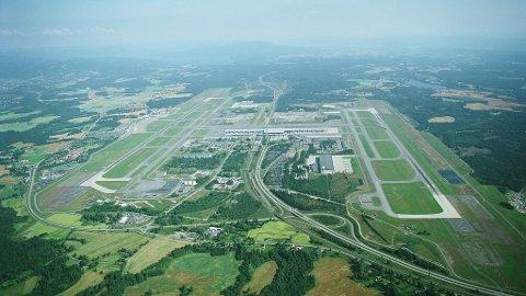 Oslo Lufthavn Gardermoen, OSL