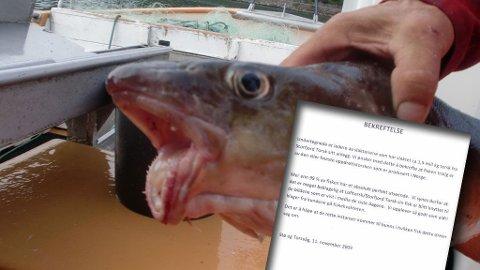 Fiskeridirektoratet/Nettavisen